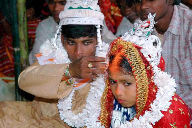 Every third child bride in world is an Indian: Report