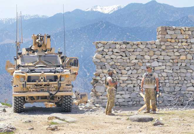 US' Afghanistan strategy