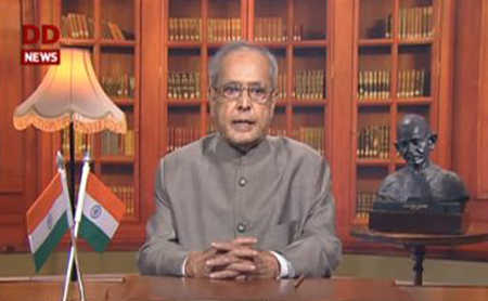 Soul of India resides in pluralism, need to eschew violence: President
