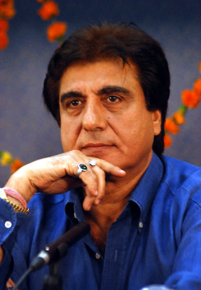 Raj Babbar Injured In Police Action In Up Cong In Rs