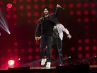 Diljit Dosanjh performs at the 2017 International Indian Film Academy Festivals IIFA Rocks at MetLife Stadium on Friday, on July 14, 2017, in East Rutherford, New Jersey. AP/ PTI