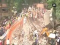 Residential building collapses in Mumbai