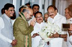 It's Venkaiah Naidu vs Gopalkrishna Gandhi for Vice-President's post
