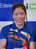 Mary Kom denies deriding remarks against fellow boxers