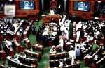 Lok Sabha Speaker suspends 6 Congress MPs for 'grave misconduct'