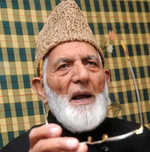 Geelani's son-in-law held for funding terror