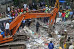 Baby among eight killed in Mumbai building collapse