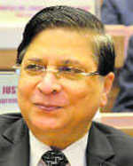 CJI recommends Justice Misra as his successor