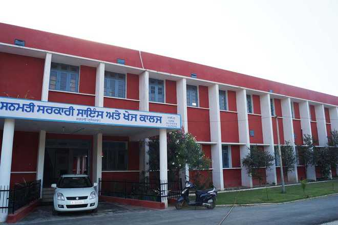 New academic session begins at Science College Jagraon