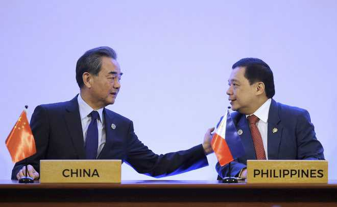 Beijing scores diplomatic coup in South China Sea row