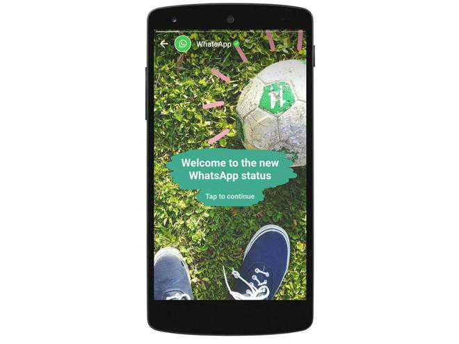 WhatsApp status: Have you tried it yet?