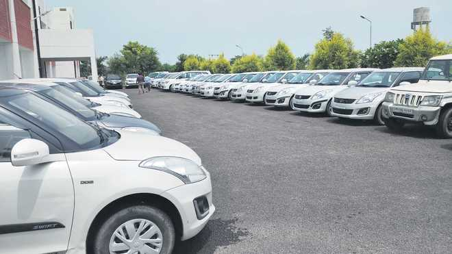 Gang of car thieves busted, 31 of 56 vehicles recovered