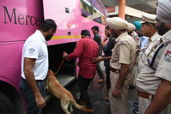 Security tightened ahead of I-Day