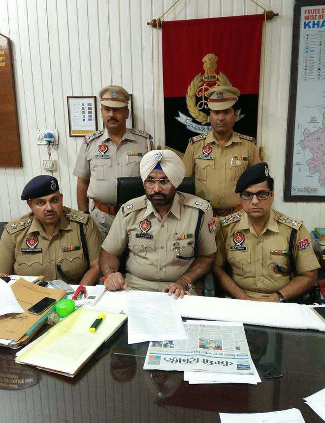 Five held with illicit liquor, drugs in 4 cases at Khanna