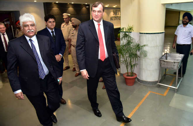 UK to promote trade with India: High Commissioner