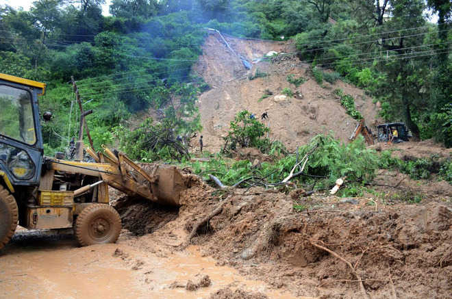 Rain damage in Kangra, Chamba worth Rs60 cr