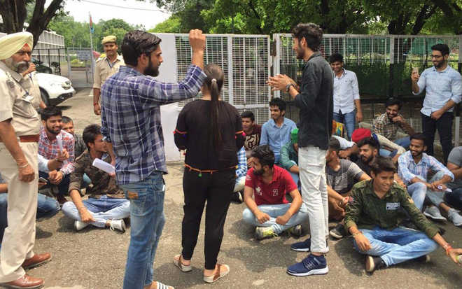 Vocational education students up in arms