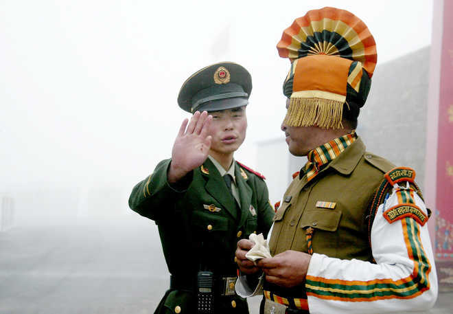 'India behaving like mature power in Doklam standoff'