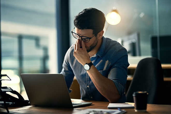 Bad jobs worse for health than unemployment: study