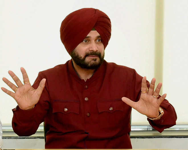 'Talk less, work more', SAD asks Navjot Sidhu