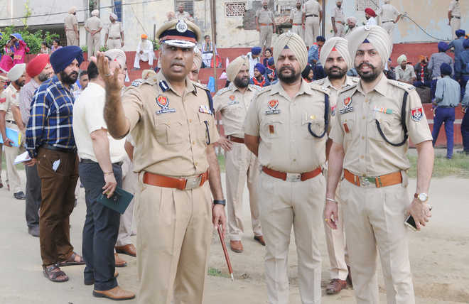 Security beefed up for I-Day celebrations
