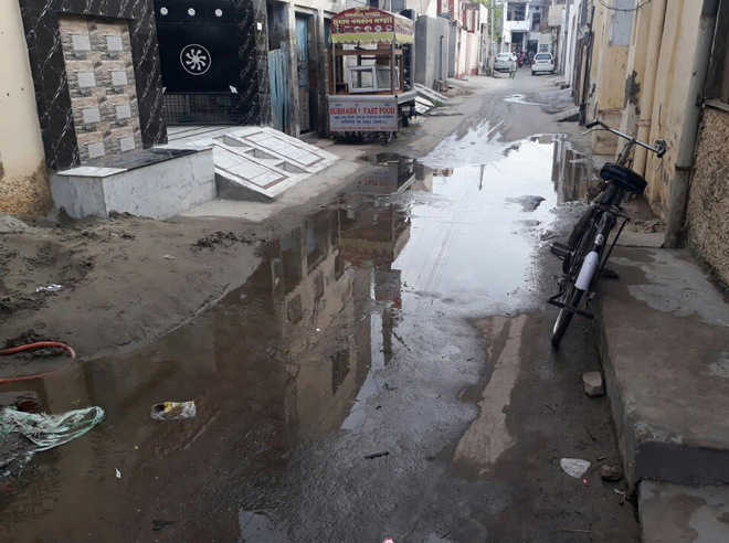 Sewage overflow complaints pour in from city areas