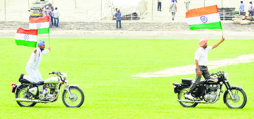 Security up in city ahead of I-Day
