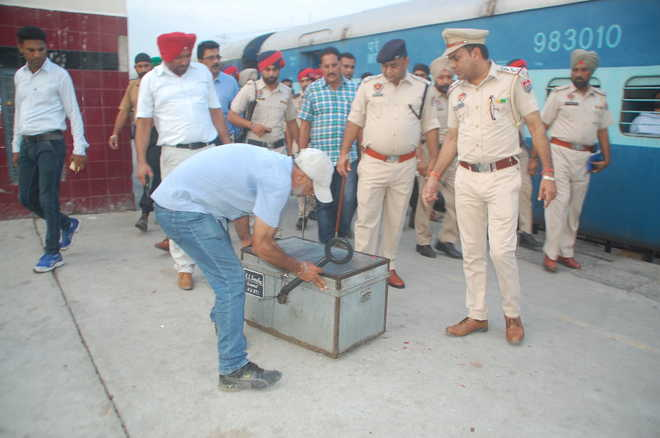 Security beefed up for I-Day