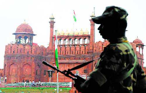 City put under tight security for Independence Day celebrations