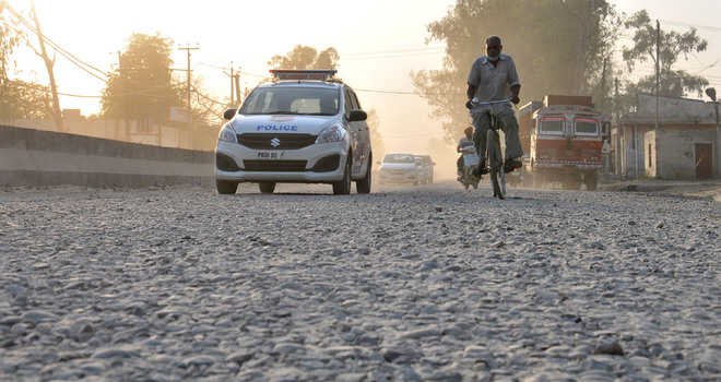 Jalandhar-K'thala road to be completed in two months