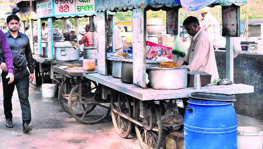 Civic body sleeps over encroachments in city