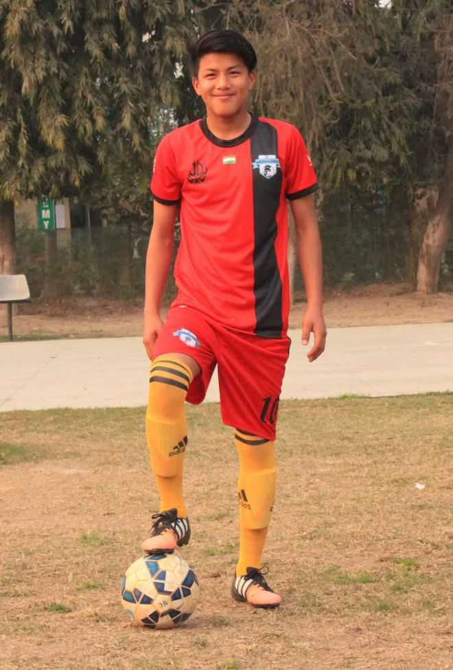 Four Minerva players in Indian team for SAFF Cup
