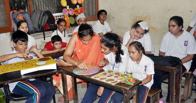 School for special kids, hope for many