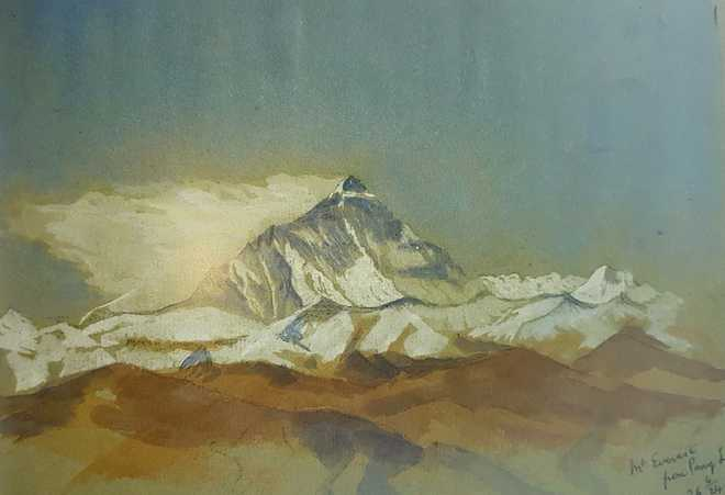 Soldiering on to Everest
