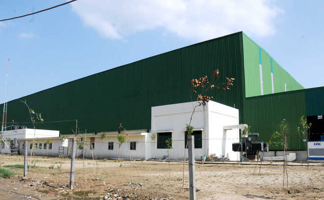 Video recording of solid waste plant begins
