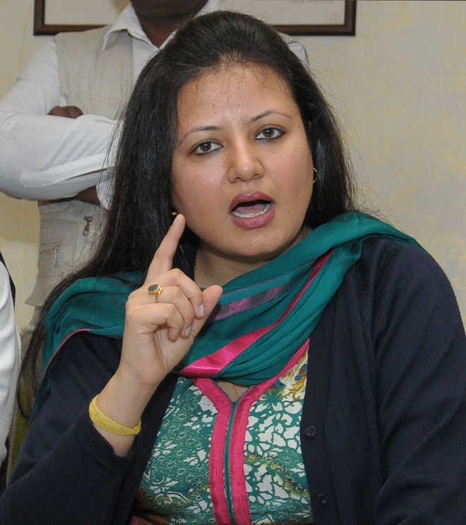 Cong wants industrial package for Punjab on the lines of hilly states