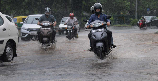 Waterlogging spells chaos for residents