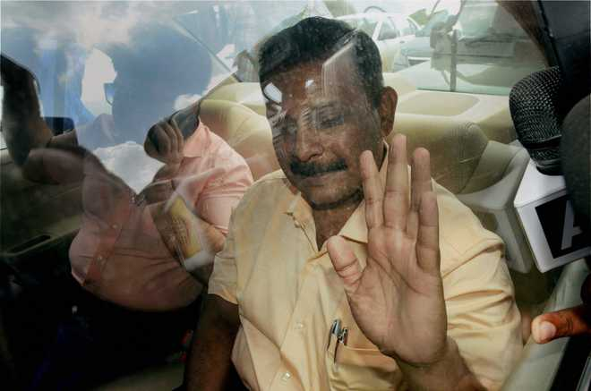 Purohit walks out of jail after 9 years; reports back to his Army unit