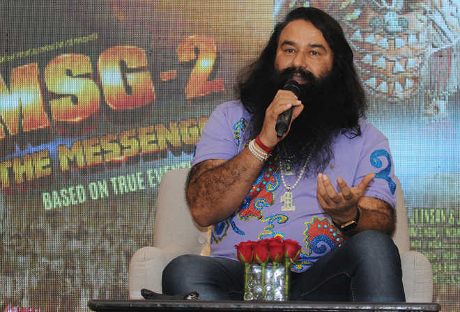 Why Dera Sacha Sauda attracts such huge following
