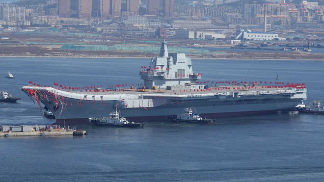 China building modern, regionally powerful navy: Report