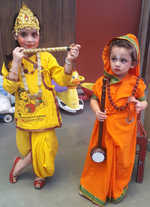 Joie de vivre marks I-Day, Janmashtami at schools, colleges