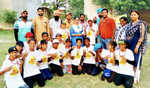Ludhiana eves shine in baseball tourney