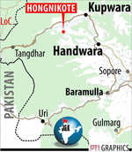 Militant killed in Handwara encounter