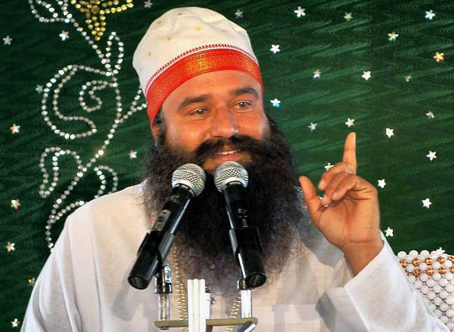 5 cops sacked for bid to 'free' dera chief