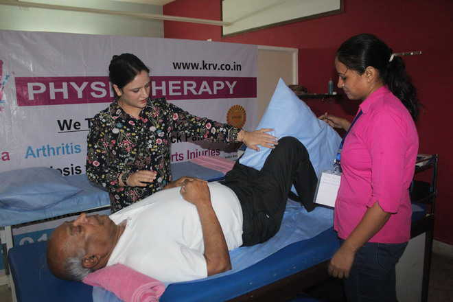 Pahalgam girl shines in field of physiotherapy