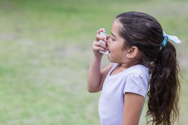 Living near parks may benefit kids with asthma