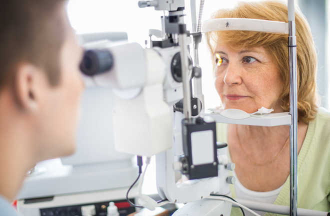 Eye test may help diagnose brain disorder