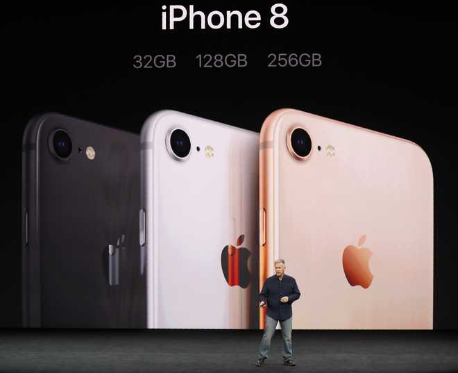 Apple launches iPhone X, iPhone 8, iPhone 8 Plus