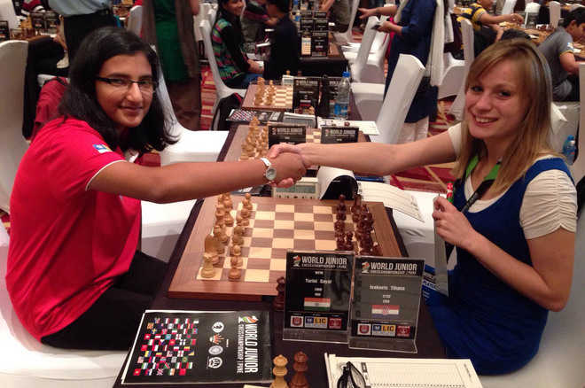 Tarini finishes 5th in national chess c'ship