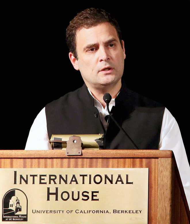 'Absolutely ready' for executive role, says Rahul
